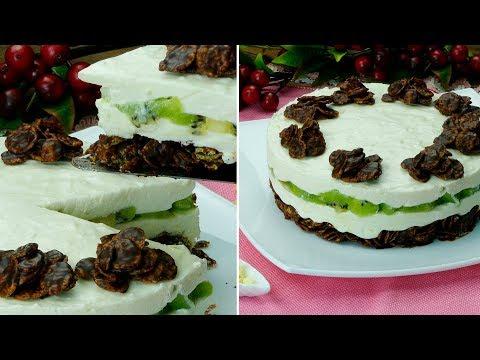 une-recette-sans-cuisson-:-le-cheesecake-au-kiwi-et-au-fromage-doux!-|-savoureux.tv