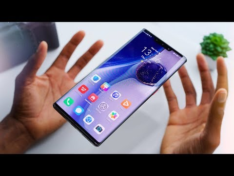 The Banned Huawei Mate 30 Pro: Best Phone You Shouldn't Buy! - Видео онлайн