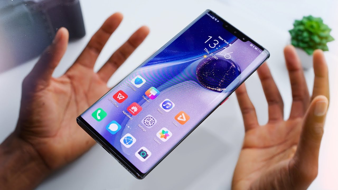 The Banned Huawei Mate 30 Pro Best Phone You Shouldn T Buy Youtube