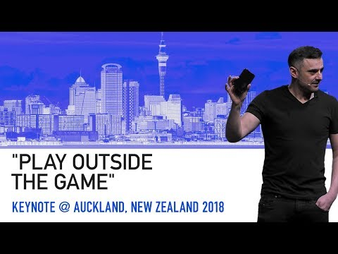 How to Take Advantage of Opportunities in Business | Auckland, NZ Keynote 2018