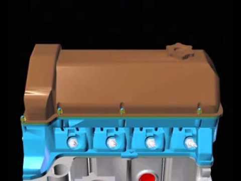 Фото к видео: Двигатель ВАЗ 2101 07 Конструкция, сборка, принцип работы и смазки двигателя