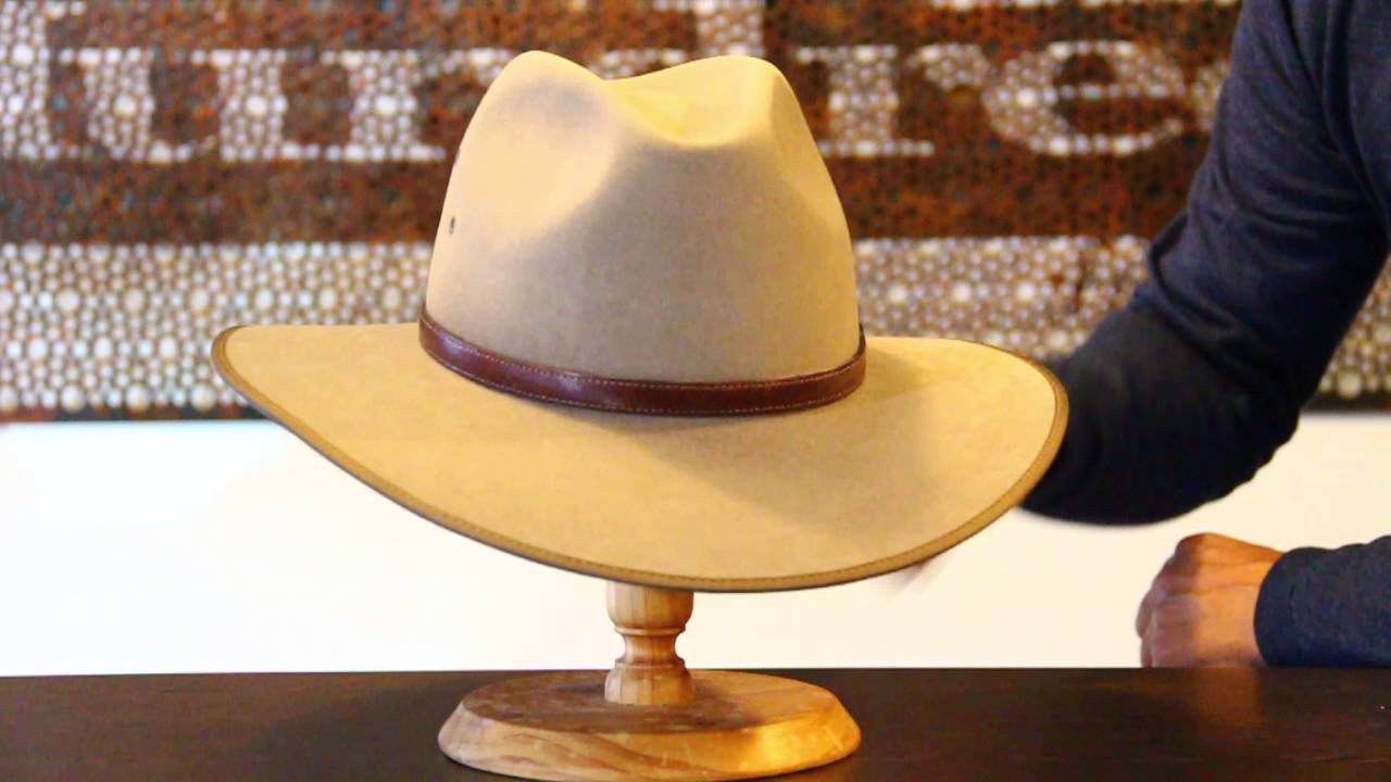 Akubra Coober Pedy Bran Hat Review- Hats By The Hundred - YouTube 52097a6dee5e