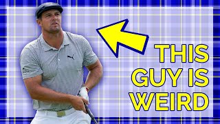 Why Is Bryson DeChambeau So Controversial?