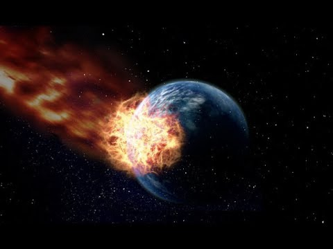 "BREAKING:  "" October 12, 2017""? Asteroid 2012 TC4 Is Coming..."