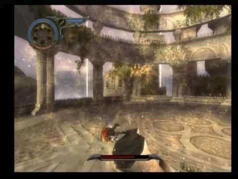 Prince of Persia Rival Swords speedrun segment 22 - Vizier Boss Fight (100% in 2:24:24)