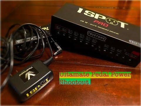 Power Supply Shootout! 1Spot VS Donner DP1 VS 1Spot CS12 Pro