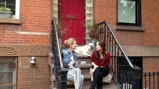 Talk Stoop Featuring Mary-Louise Parker