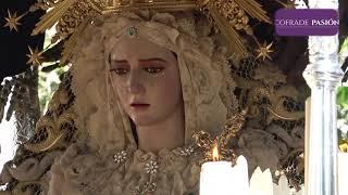 Virgen de Gracia y Esperanza (Huerto) por Tolosa Latour y Pelota (Semana Santa de Cádiz 2019)