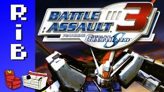 Battle Assault 3: Featuring Gundam SEED! Run it Back!