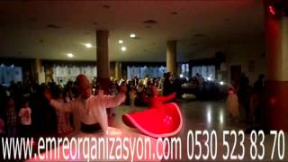 Ankara Semazen Ekibi-Emre Organizasyon0530 523 83 70