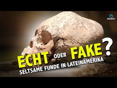 ECHT ODER FAKE? Seltsame Funde in Lateinamerika