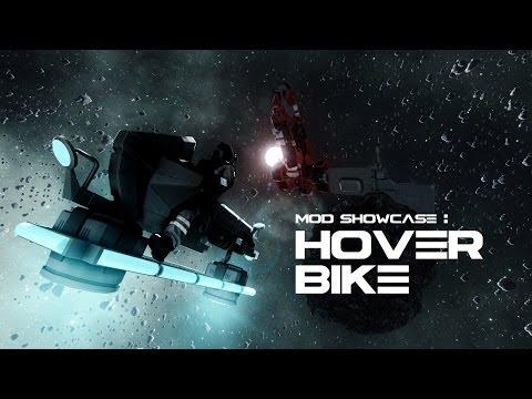 Space Engineers Mod Showcase: Hover Bike