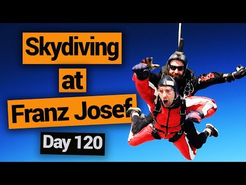 Skydiving At Franz Josef Glacier - New Zealand's Biggest Gap Year – Backpacker Guide New Zealand