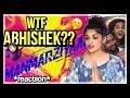 Manmarziyaan Official Trailer Reaction | Abhishek Bachchan Taapsee Pannu Vicky Kaushal