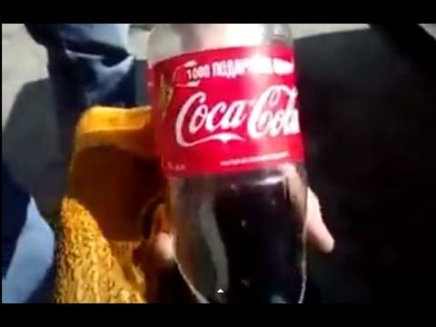 Mira Para Que Utilizan La CocaCola En Rusia