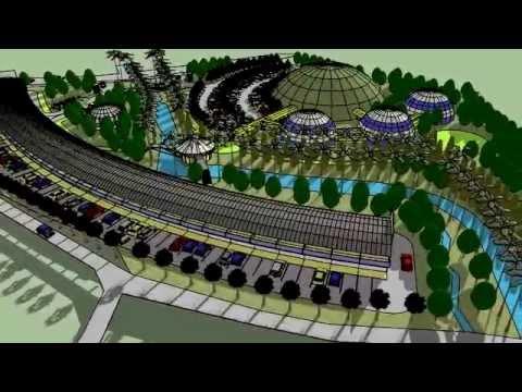 Site Plan Resort