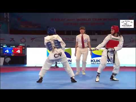 AGIOS GEORGIOS TAEKWONDO DIDIMOTICHOU-2017 Rabat World Taekwondo Grand Prix Series Day 1
