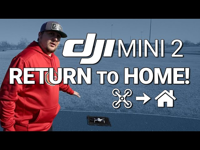 DJI Mini 2 / RETURN to HOME! (Tutorial)