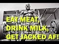 EAT FAT AND CHOLESTEROL AND GET JACKED? |Stan Efferding