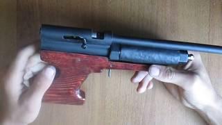 Обзор на рср пистолет сделанный своими руками/пневматика