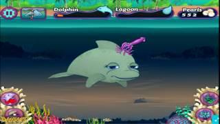 Шоу Дельфинов - MY DOLPHIN PLAY DAY - Мультик игра для детей