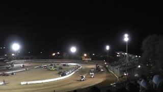 world of outlaws sprintcar race placerville california part 3