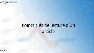 Baixar Réanimation 2017 - Lecture d'un article L. BOUADMA