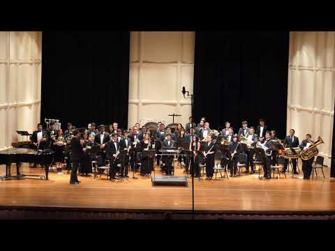 University of Hawaii Symphonic Band — 2018 Spring Concert