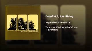 Beaufort 9, And Rising