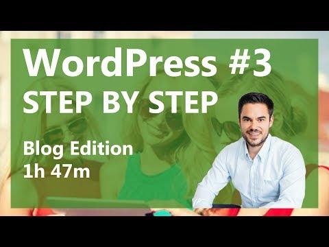 Tutorial: eigenen WordPress Blog erstellen für Anfänger auf Deutsch