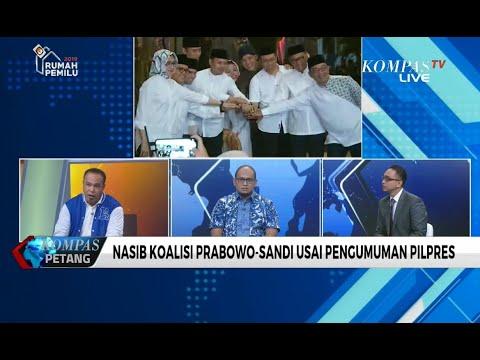 Dialog: Nasib Koalisi Prabowo-Sandi Usai Pengumuman Pilpres