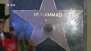 De ster van Ali ligt niet op de grond maar hangt aan de muur  NOS