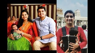 Singer Krishna Chaitanya Mrudula With Their New Baby Boy Photos | Tollywood Today