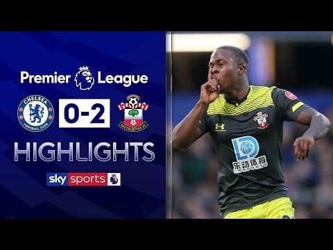 Saints cause upset at the Bridge | Chelsea 0-2 Southampton | Premier League Highlights
