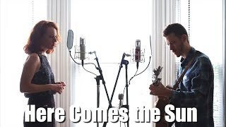 """Download lagu """"Here Comes the Sun"""" - The Beatles Cover by The Running Mates"""
