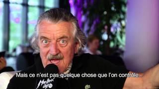 Interview - Dieter Meier | Montreux Jazz Festival 2013
