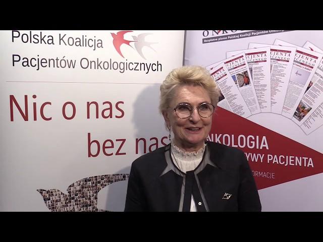 Krystyna Wechmann | Debata Narodowa Strategia Onkologiczna