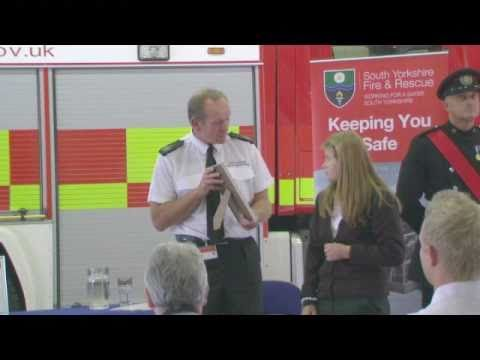 Aimee Dempsey- Chief Fire Officer's Commendation