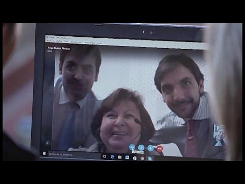 Los Molina, la familia adoptiva de Julen Lopetegi en Madrid