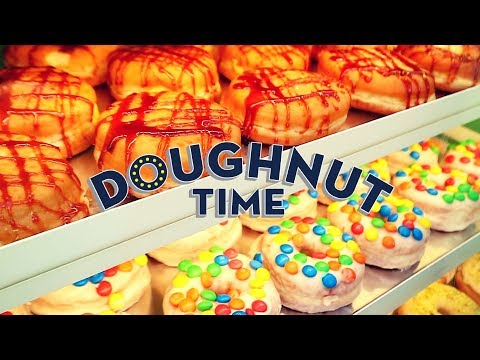 Doughnut Time | Grand Opening in West End London