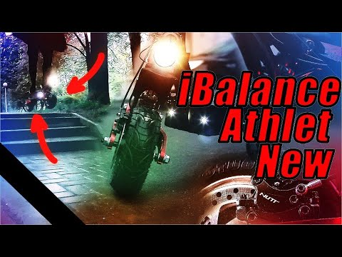 Электросамокат Ibalance Athlet V4 ревизия 4. Крейсер среди самокатов!