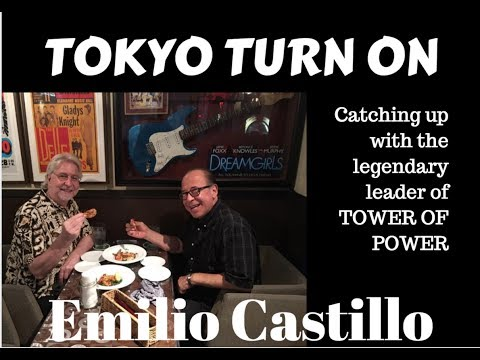 TOWER OF POWER Visits Japan 2017