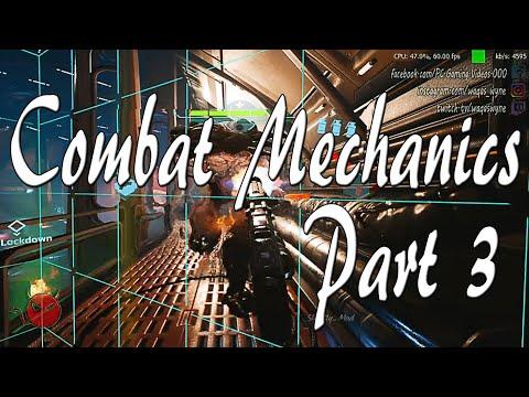 Combat Mechanics 3 | A-Tech Cybernetic VR |