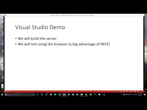 REST Intro - Build a REST Service in...