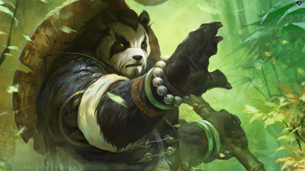 Resultado de imagen para Pandaren avatar