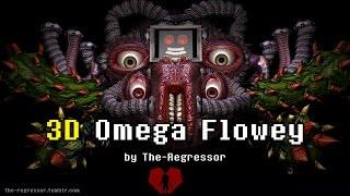 3D Omega Flowey
