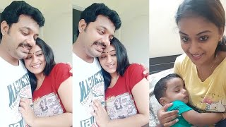 Varada emi and Jishin Mohan Dusbmash | Malayalam Serial Actors