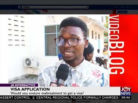 Visa Application - JoyNews Interactive (26-10-17)