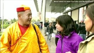 Mongolian boxer Badar-Uugan on BBC World Olympic Dreams. pt 2/…