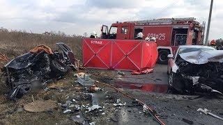 Tragiczny wypadek w okolicy Wyszkowa. Zginęła 20-latka z powiatu ostrowskiego (KPP Wyszków)